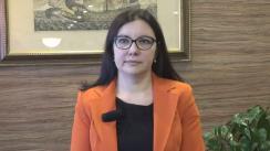 """Declarațiile Alinei Russu privind apariția pe internet a pozelor cu buletinele de vot pe care a fost aplicată ștampila """"Votat"""""""