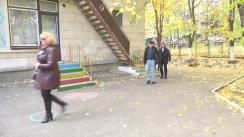 Alegeri Prezidențiale 2016: Exprimarea votului de către președintele Parlamentului Republicii Moldova, Andrian Candu