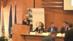 """Forumul """"Parteneriate pentru dezvoltarea României. Potențialul strategic al rețelei de parcuri și de terenuri industriale"""""""