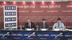 """Conferință de presă organizată de Misiunea de Monitorizare a Alegerilor din cadrul Rețelei Europene a Organizațiilor de Monitorizare a Alegerilor cu tema """"Prezentarea Constatărilor și Concluziilor Preliminare"""""""