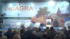 """Dezbaterea """"Președintele României în dialog cu agricultorii"""""""