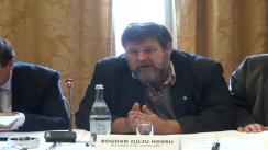 PATROROM organizează conferința de presă prilejuită de semnarea Acordului Național Bipartit