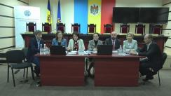 """Eveniment live din cadrul campaniei de informare """"Hai la Vot"""" pentru alegătorii de peste hotare, organizată de IRI, în cooperare cu BRD și CEC"""