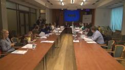 """Dezbaterea publică pe subiectul """"Condițiile de detenție în Penitenciarul 13 din mun. Chișinău"""""""