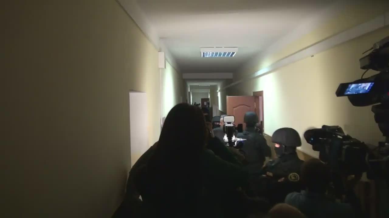 Ședința Curții de Apel Chișinău din 9 noiembrie 2016 a dosarului ex-premierului Vlad Filat