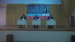 Alegeri în adunarea Populară a Găgăuziei. Dezbatere electorala organizată de Piligrim-Demo în Circumscripția Nr. 28 Congaz