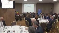 """Forumul moldo-român în domeniul justiției cu genericul """"Reforma justiției și lupta împotriva corupției în perspectivă europeană"""""""