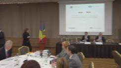 Forumul moldo-român în domeniul justiției. Panelul II: Reforma parchetelor în perspectivă europeană