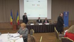 Forumul moldo-român în domeniul justiției. Panelul IV: Integritate și transparență în sectorul justiției