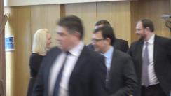 Conferință de presă susținută de ministrul Economiei, Octavian Calmîc, ministrul Finanțelor, Octavian Armașu, și Guvernatorul BNM, Sergiu Cioclea privind Acordul FMI cu Republica Moldova