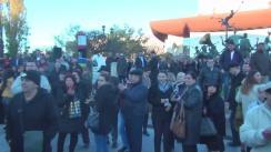 Lansarea candidaților PNL București