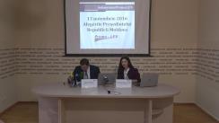 Alegeri Prezidențiale 2016: Prezentarea constatărilor observatorilor Promo-LEX despre procesul votării până la 12:45