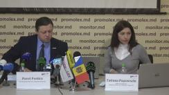 Alegeri Prezidențiale 2016: Briefing de presă organizat de Promo-LEX cu ocazia prezentării datelor privind numărarea în paralel a voturilor