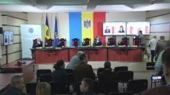 Prezentarea rezultatelor preliminare ale alegerilor pentru funcția de Președinte al Republicii Moldova