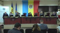 Ședința Comisiei Electorale Centrale din 12 noiembrie 2016