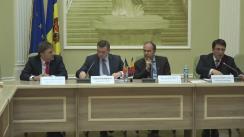 Forumul moldo-român în domeniul justiției. Prezentarea concluziilor primei ediții a Forumului România-Republica Moldova în domeniul justiției. Măsuri de follow-up