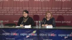 """Conferință de presă organizată de Inițiativa pentru alegeri transparente """"Prezidențiale curate"""" cu tema """"Al doilea tur al alegerilor prezidențiale – problemele apelanților la linia fierbinte"""""""