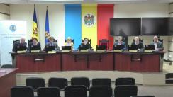 Ședința Comisiei Electorale Centrale din 15 noiembrie 2016