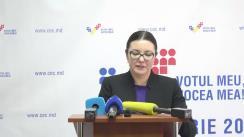 Declarațiile Alinei Russu după Ședința Comisiei Electorale Centrale din 15 noiembrie 2016