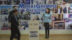 """Conferință de presă organizată de Tineretul Liberal cu tema """"Republica Moldova după cel de-al doilea tur al alegerilor Prezidențiale"""""""
