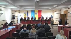 Ședința Comisiei Electorale Centrale din 18 noiembrie 2016