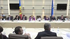 Prima ședință a grupului de lucru responsabil de revizuirea Strategiei de Dezvoltare a Societății Civile 2012-2015