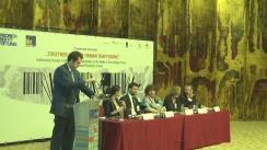 """Dezbaterea """"Traficul de persoane și exploatarea umană în contextul crizei refugiaților"""""""