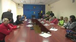 Întrevederea reprezentanților Asociației Micului Business cu ministrul Economiei, Octavian Calmîc
