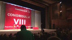 Congresul VIII al Partidului Comuniștilor din Republica Moldova