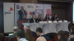 """Conferința """"Strategii privind maximizarea valorii companiei și creșterea încrederii investitorilor"""""""