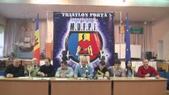 Conferință de presă dedicată evoluției sportivilor moldoveni la Campionatul Mondial de powerlifting WDFPF