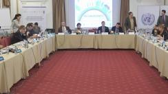 """Conferința internațională """"Consolidarea eforturilor naționale de implementare a recomandărilor Evaluării Periodice Universale (EPU), prin valorificarea bunelor practici internaționale"""", ziua a II-a"""