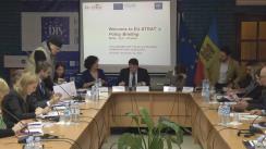 Dezbatere dedicată Strategiei de comunicare a UE în statele Parteneriatului Estic