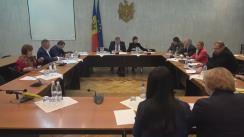 """Audieri asupra Raportului de audit privind situația financiară a Proiectului """"Reforma învățământului în Moldova"""", aprobat prin Hotărârea Curții de Conturi a Republicii Moldova nr. 27 din 19.07.2016"""