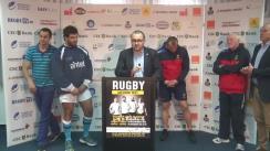 Conferința de presă prilejuită de disputarea celui de-al treilea meci test al toamnei, în care România va întâlni Uruguay