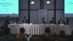 """Conferință organizată de Expert Forum cu tema """"Clientelism local în finanțarea partidelor"""""""