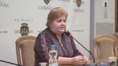 Declarațiile Tatianei Nagnibeda-Tverdohleb după Ședința Primăriei din 28 noiembrie 2016