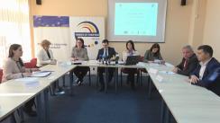 """Club de presă organizat de Fundația Est-Europeană în Moldova cu tema """"Siguranța alimentară și protecția consumatorului"""""""
