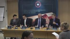 Conferință de presă prilejuită de lansarea Brain Academy of Healthcare Management, prima școală de business din România dedicată profesioniștilor din sistemul de sănătate
