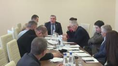 Audieri asupra Raportului de audit privind performanța instrumentelor guvernamentale îndreptate la modernizarea/îmbunătățirea serviciilor în cadrul sistemului educațional, care a fost prezentat la Curtea de Conturi a Republicii Moldova, pe data de 22 noiembrie 2016