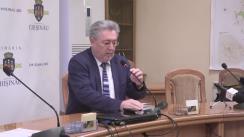 Ședința săptămânală a serviciilor primăriei Chișinău din 5 decembrie 2016