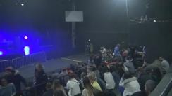 Concertul Argatu' și Domino la Chișinău