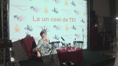 """Lansarea cărții """"Teatrul Eugen Ionesco - Istoria unei dezidențe"""", autoare Dina Ghimpu"""
