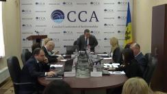 Ședința Consiliului Coordonator al Audiovizualului din 5 decembrie 2016