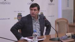 Declarațiile lui Mihai Moldovanu după Ședința Primăriei din 5 decembrie 2016