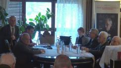 """Conferința """"Relațiile dintre R.S.S.Moldovenească și R.S.România în contextul raporturilor româno-sovietice.1970-1975"""""""
