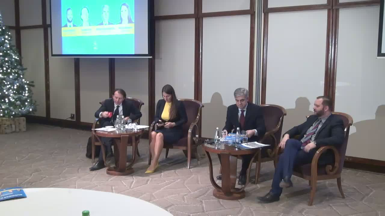 Dezbatere privind Programul de guvernare al PNL în domeniul Economiei