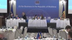 Forumul Economic - Uniunea Europeană pentru businessul din Republica Moldova
