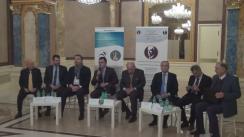 """Dezbaterea organizată de Fundația Universitară a Mării Negre cu tema """"Petrolul pe Drumul Mătăsii"""""""
