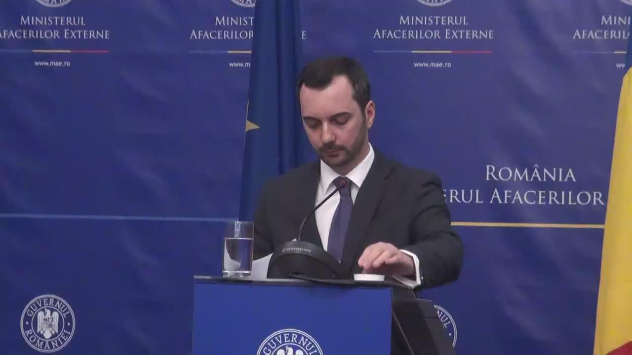 Briefing de presă referitor la acțiunile întreprinse de MAE în perspectiva organizării în străinătate a alegerilor parlamentare din data de 11 decembrie 2016